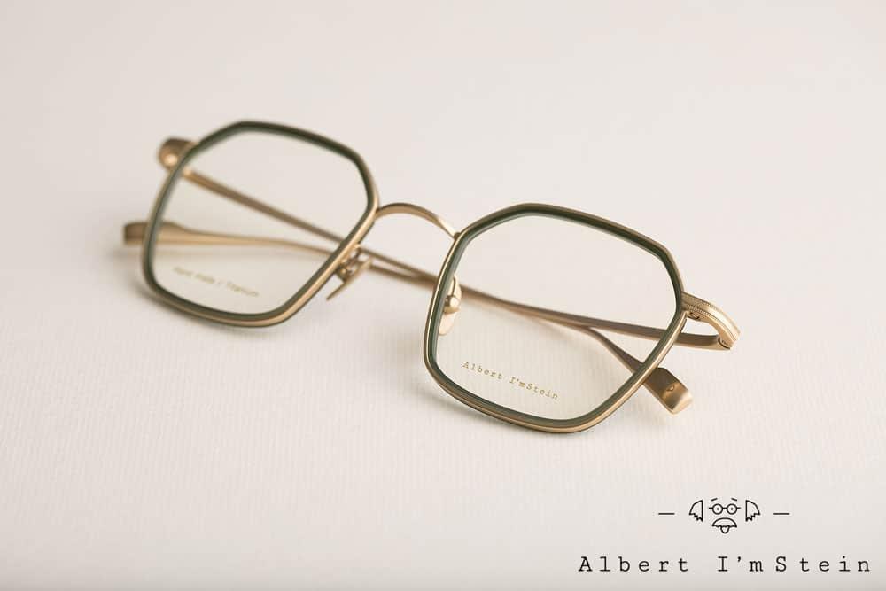 Albert I'mStein Eyewear